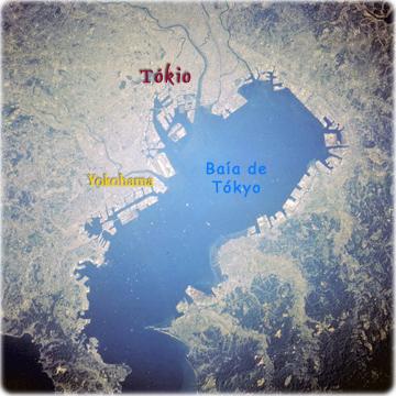 Resultado de imagem para Baía de Tóquio