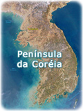 Coreia do Norte e Sul