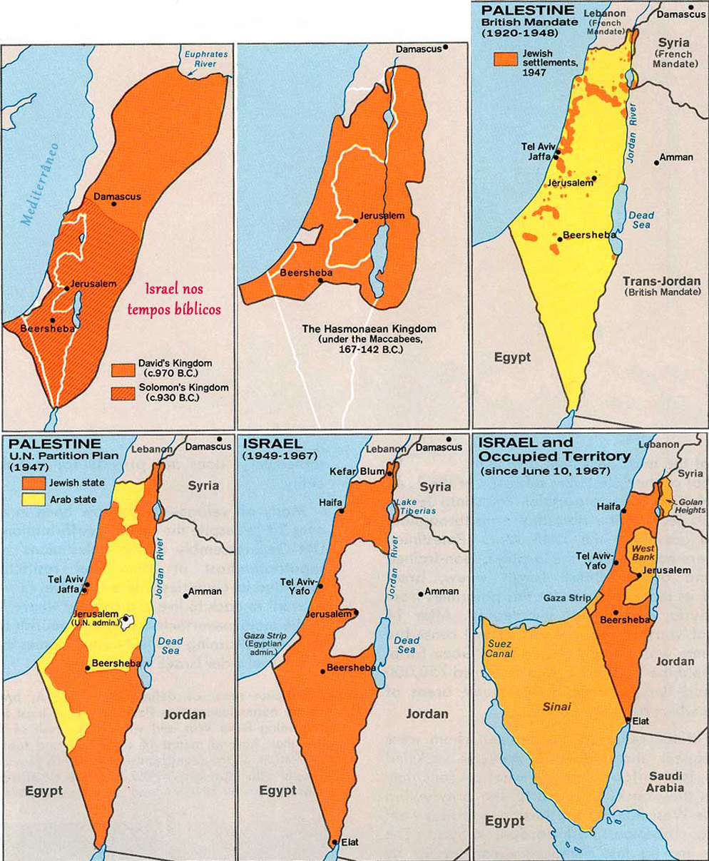 La Empresa Australiana Typo Borro El Nombre De Israel Del Mapamundi