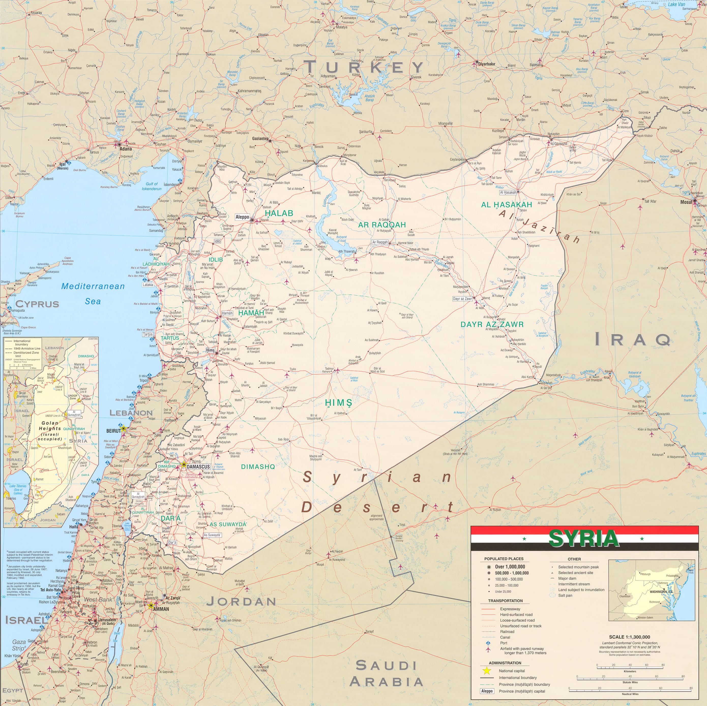 Image Result For Siria Mapa